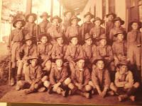 Antiguos Scouts de Chile