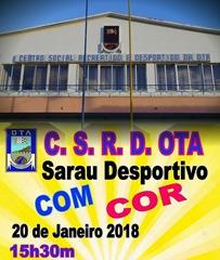 CSRDO - Sarau desportivo