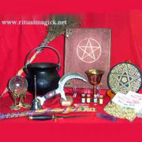 Witchcraft Tools