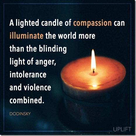 compassion's candle