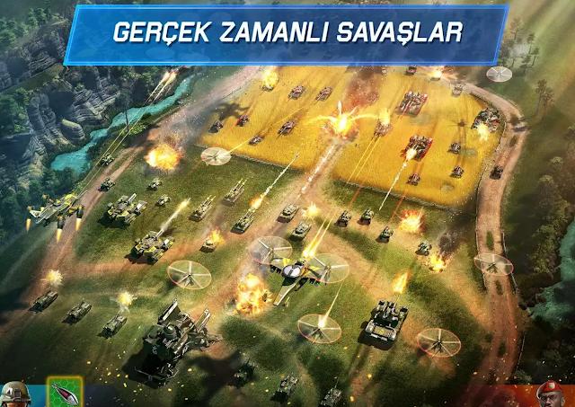War Planet Online: Dünya Hakimiyeti Oyunu Çıktı