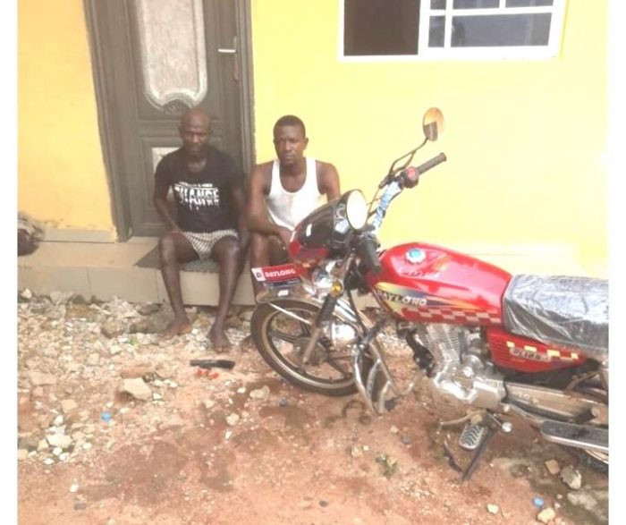 Female POS Operator Disarms Two Armed Robbers In Edo