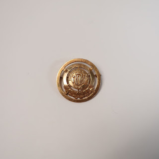 10K Gold Hadassah Pin