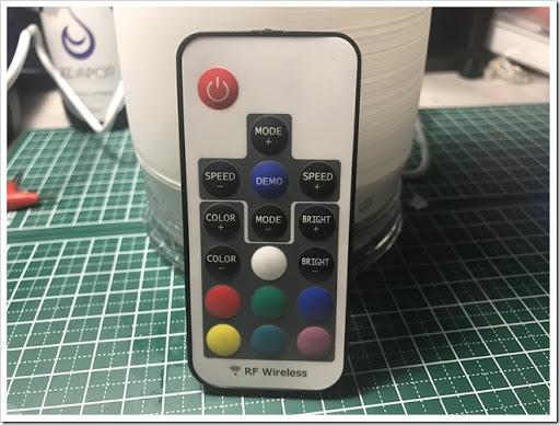 IMG 2589 thumb - 【パリピ向け?】AUKEY LT-ST14 LEDルームライト届いたー!デスクライトって書いてあるけどこれ完全にレッツパーリィィィィィな代物!色の選択肢はeGoAIO並の楽しめる一品だ!【LED】