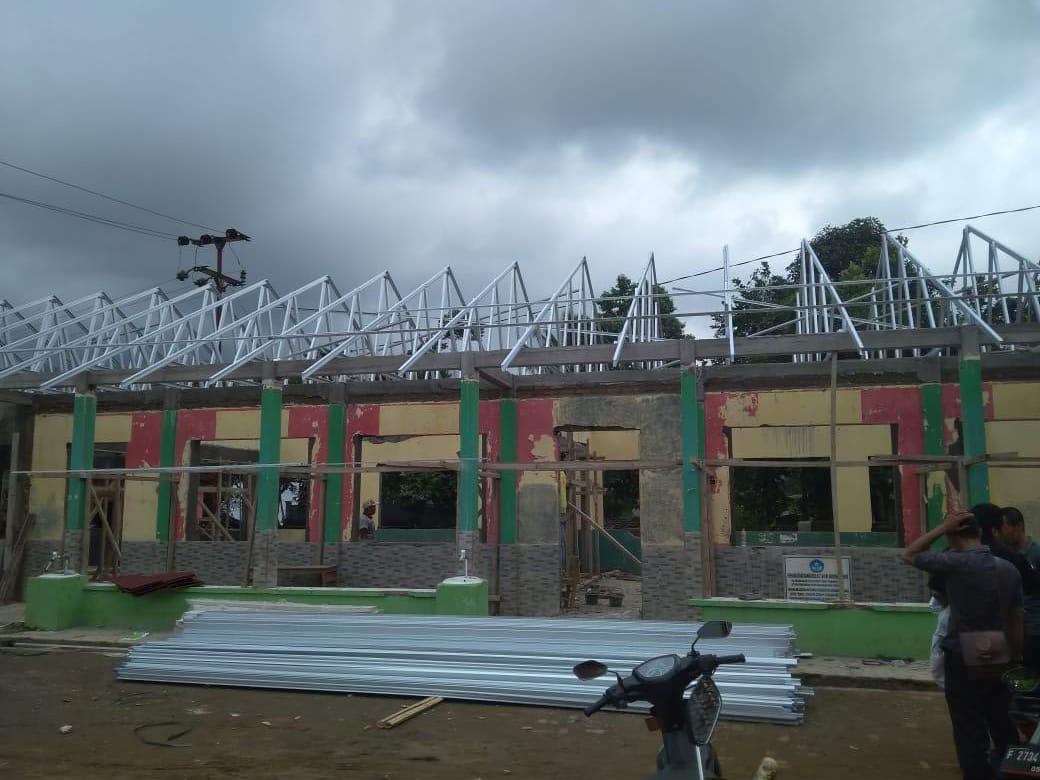Pembangunan Sekolah di Kabupaten Sukabumi Menggunakan Produk SNI