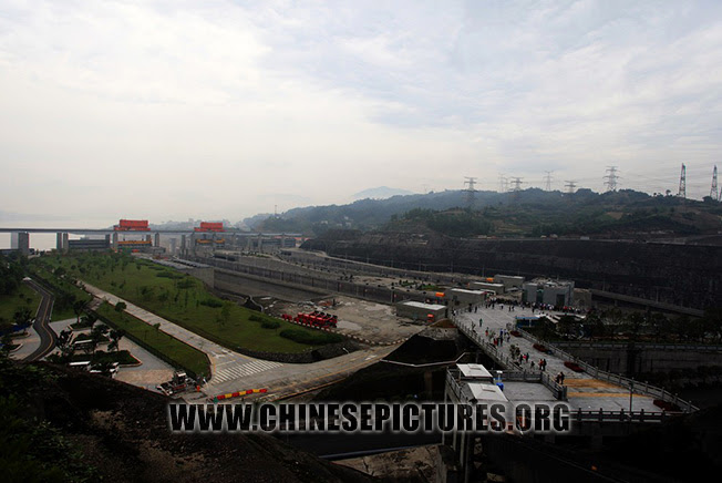 Three Gorges Dam Photo 15