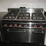 Gasfornuis / oven
