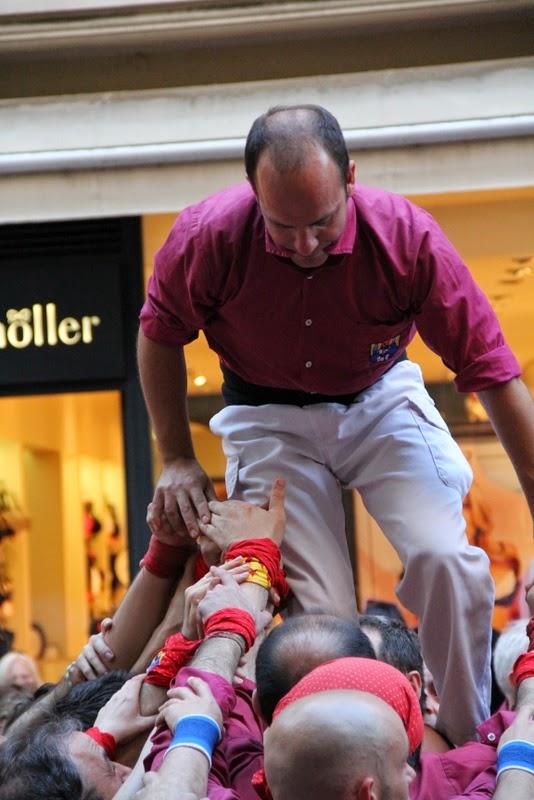 19è Aniversari Castellers de Lleida. Paeria . 5-04-14 - IMG_9569.JPG