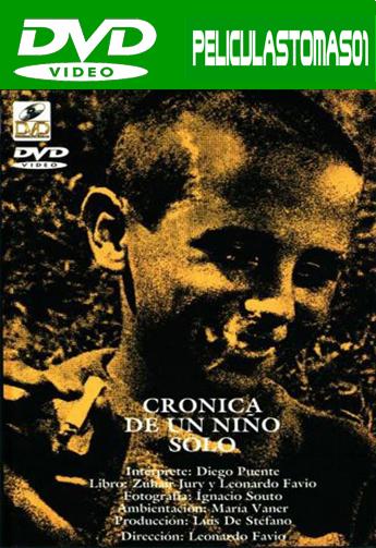 Crónica de un niño solo (1965) DVDRip