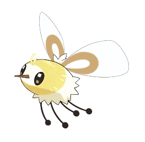 Pokémon Cutiefly