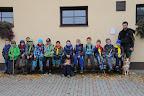 expediční tým, den tři, kilometr sedmý