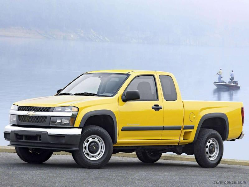 2007 chevrolet colorado extended cab specifications. Black Bedroom Furniture Sets. Home Design Ideas
