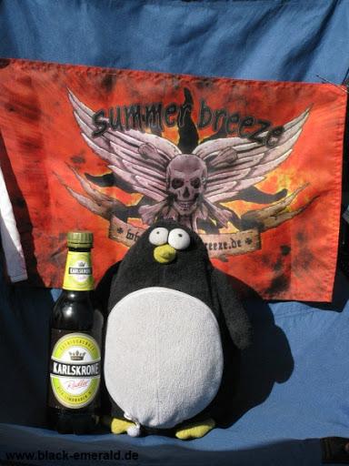 Festival-Pinguin