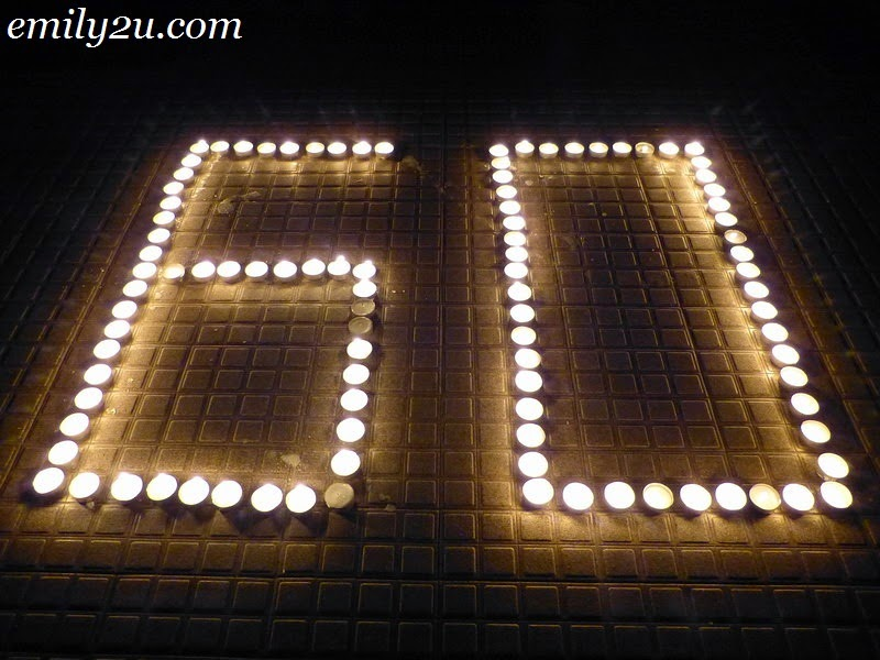 Impiana Hotel Ipoh Earth Hour