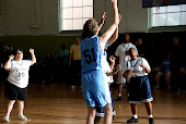 Special Olympics Basketball 60