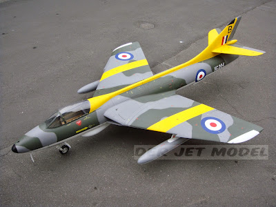 Hawker Hunter - MK6 - XG204