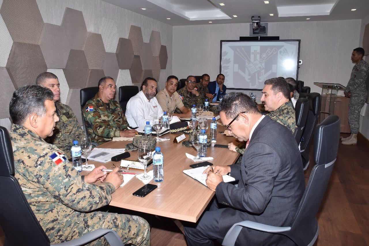 Paulino Sem coordina trabajos para mejorar condiciones de vida de poblaciones fronterizas