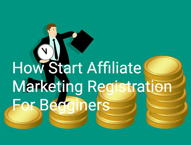 affiliate marketing registration
