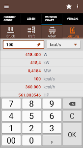 Unit Converter Pro screenshot 3