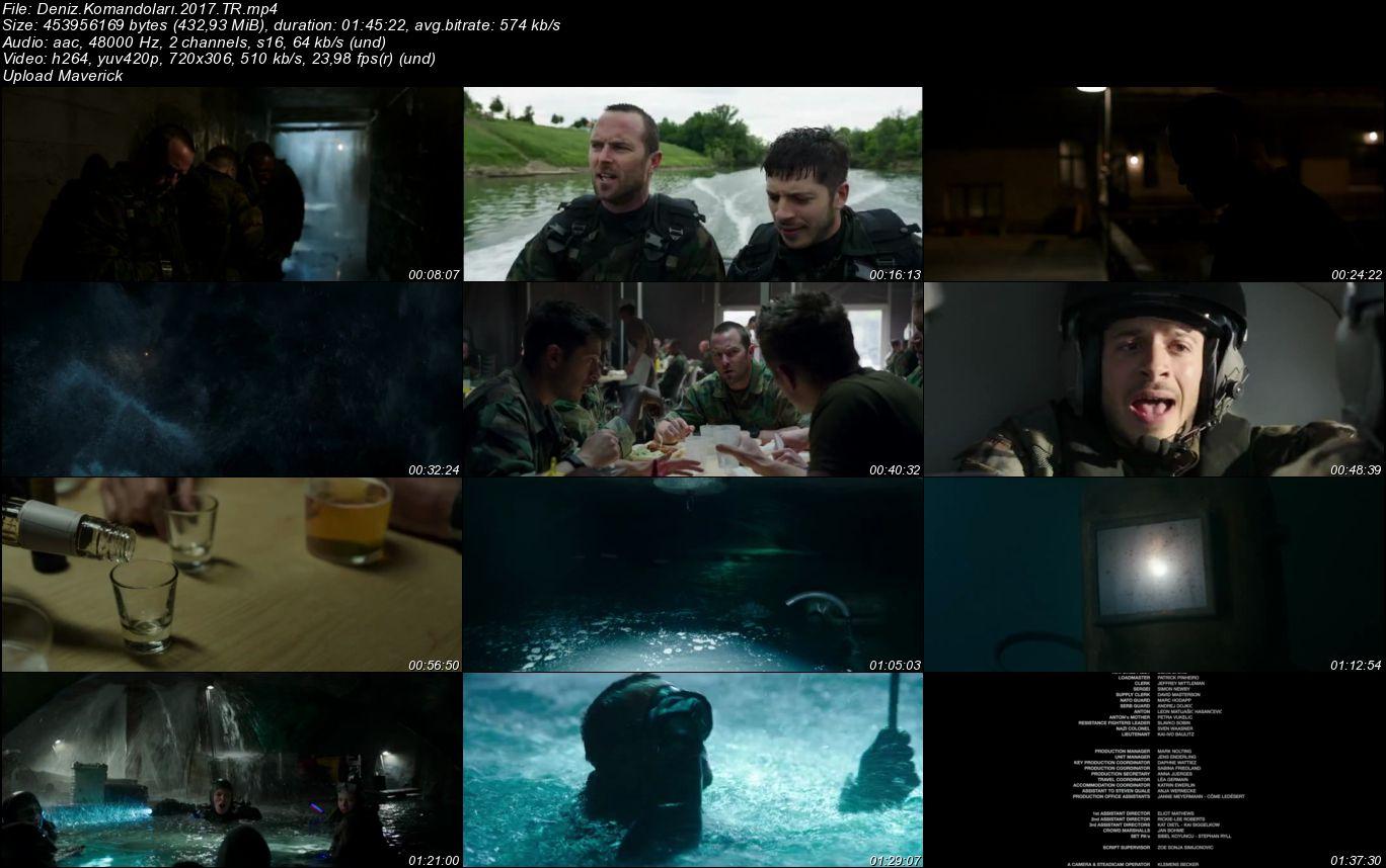 Deniz Komandoları - 2017 Türkçe Dublaj Mp4 indir