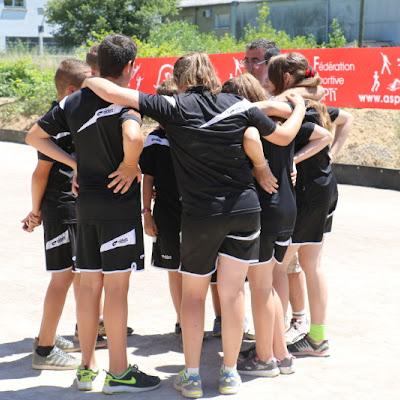 46e National de Sport Boules FSASPTT - Albi 2015