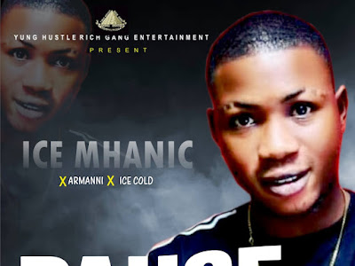 Music : Icehmanic ft. Armani Billz x Icecold – Pause [Download Mp3]