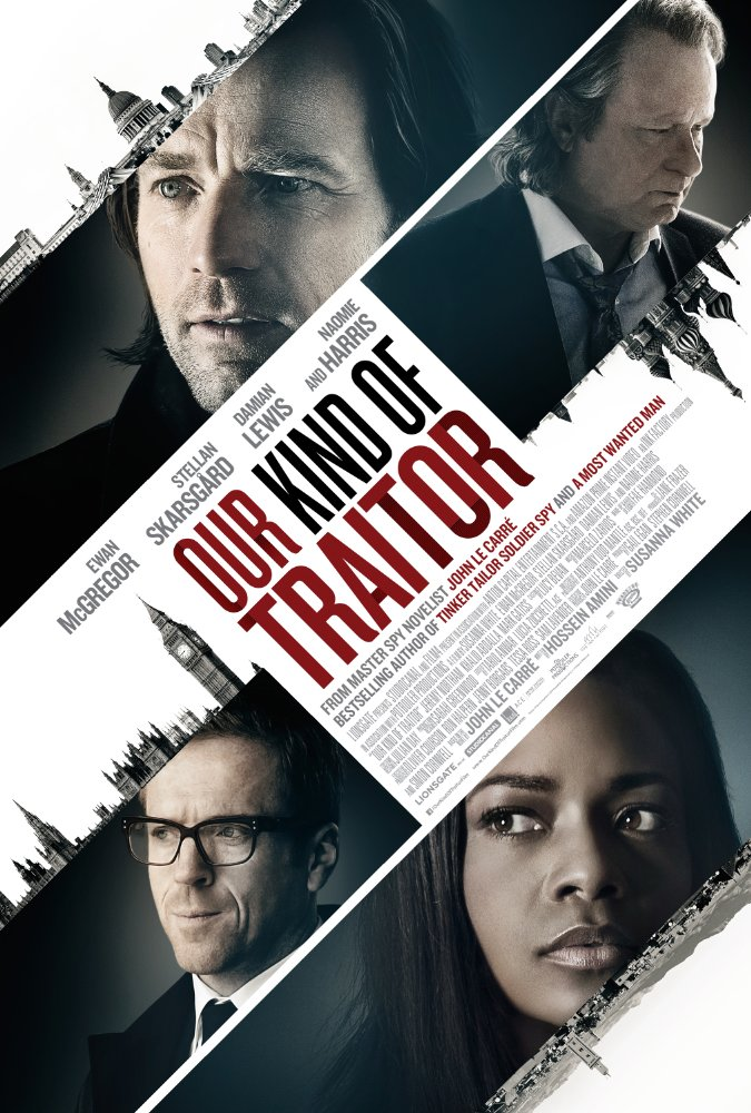 Kẻ Phản Bội - Our Kind of Traitor (2016)