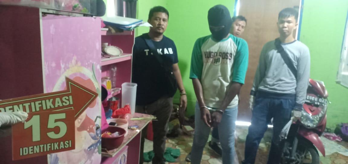 Kapolres Tanjung Balai Langsung Pimpin Rekontruksi Kasus Pembunuhan Inisial Bunga