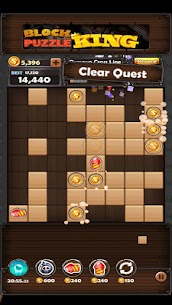 Block Puzzle King Mod Apk: Wood Block Puzzle 5