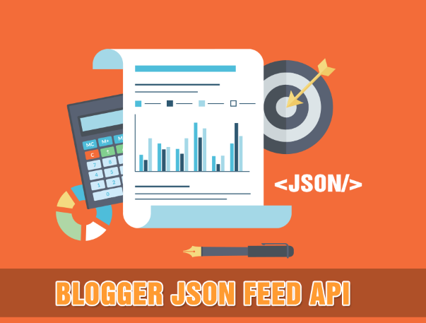 blogger json feed api