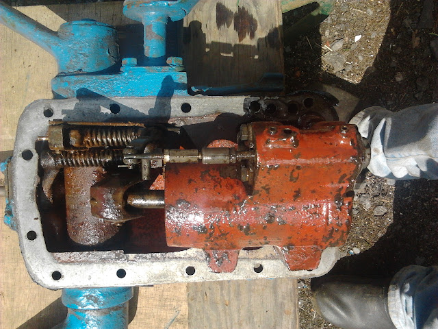 Tractor Repair Arm Level : The fordson tractor pages forum view topic hydraulic