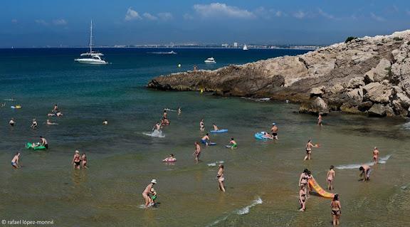 Cala Font.  Salou, Tarragonès, Tarragona