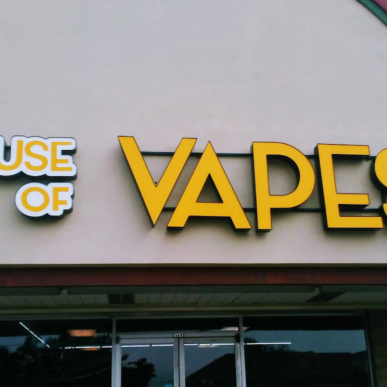 HOUSE OF VAPES CANTON - Your one stop shop for all things vapor!