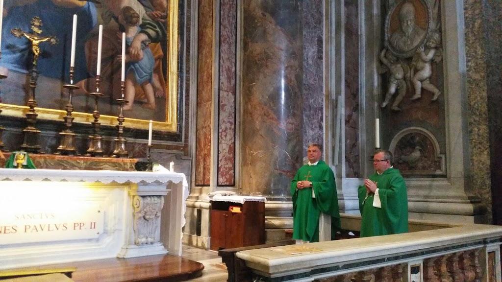 Msza św. przy grobie św. Jana Pawła II, 10 czerwca 2016 - IMG-20160610-WA0002.jpg
