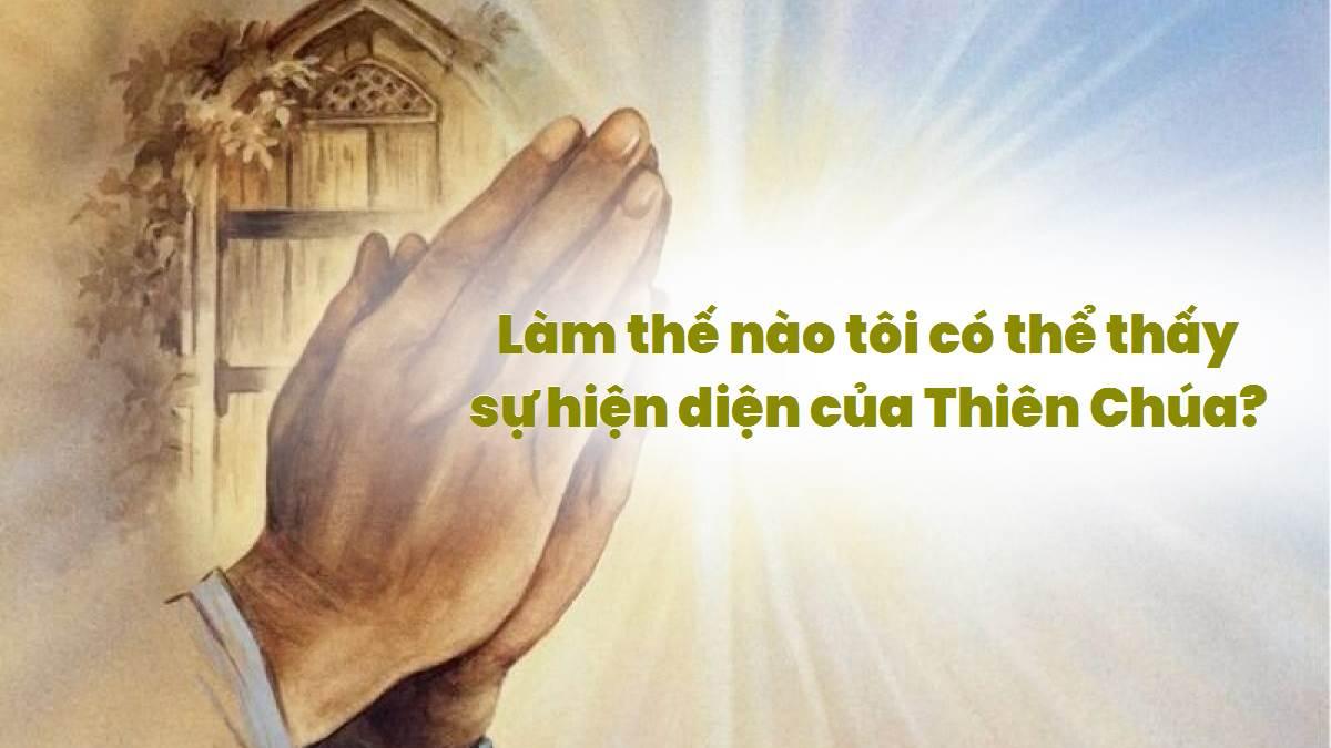 Tại sao cầu nguyện không được nhậm lời