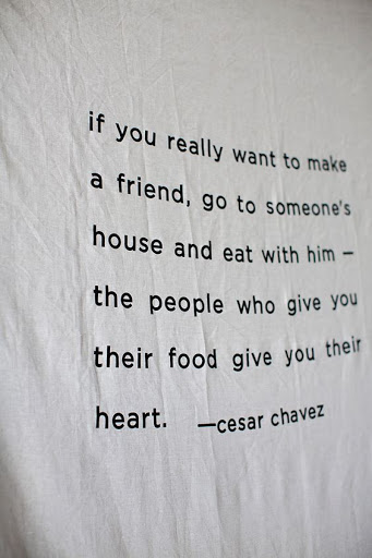 Quotes About Food And Friends 6
