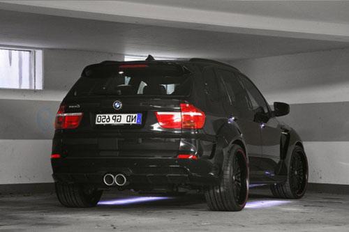 Bmw Automobiles Bmw X5 M Black