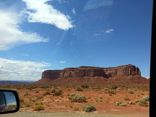 Trip to Oljato-Monument Valley and Moab
