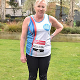 OIC - ENTSIMAGES.COM - Amanda Solloway, MP for Derby North at the  EIGHT MPS SET TO RUN THE 2016 VIRGIN MONEY LONDON MARATHON 15th April  2016 Photo Mobis Photos/OIC 0203 174 1069