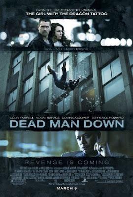 Dead Man Down Poster