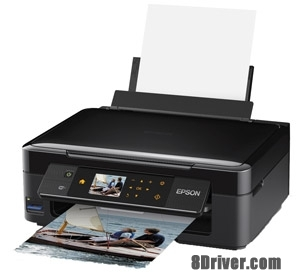 Download Epson Expression Home XP-412 printer driver & Install guide