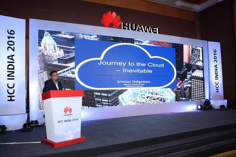 Huawei Cloud Congress India 2016 - 22