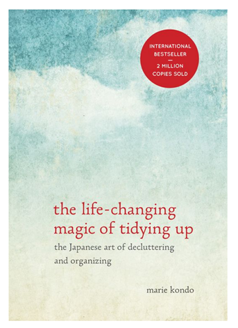 Life-Changing Magic of Tidying Up #konmari