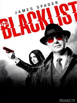 Phim Danh Sách Đen Phần 3 - The Blacklist Season 3 (2015)