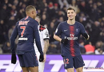 Coupe de la Ligue: le PSG, sans Meunier, mais sans problème,