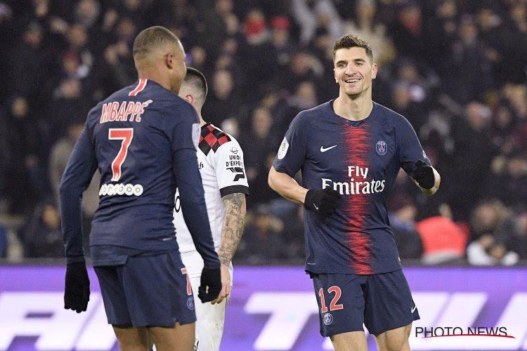"""""""La Champion's League sera parisienne"""": les adieux de Thomas Meunier au PSG"""