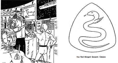 Top 10 provas de répteis Extraterrestres entre nós 10