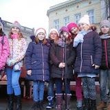 Vánoční koledování na Masarykově náměstí