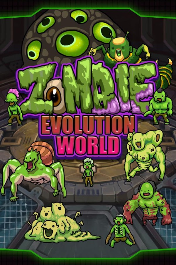 Zombie Evolution World- screenshot