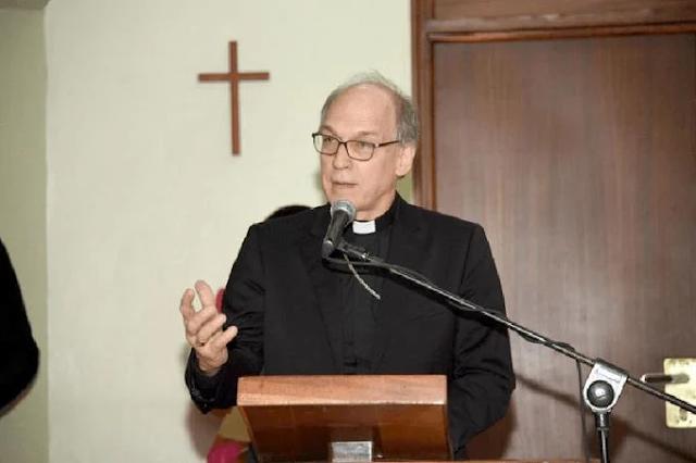 Masalles aclara su versión de liderazgo en la Iglesia Católica; dice lo sacaron de contexto